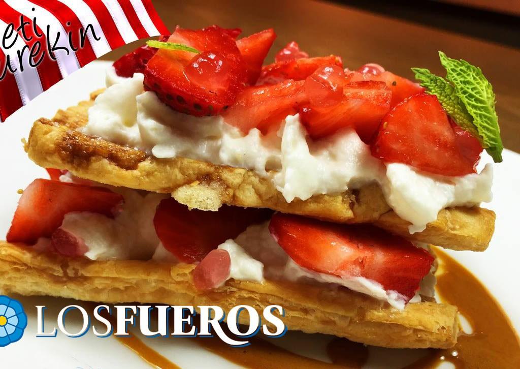 Restaurante Los Fueros Bilbao para ver la final de copa