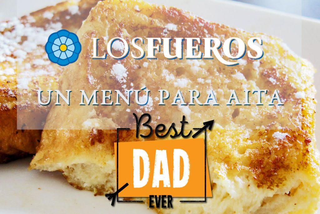 Para celebrar el día del padre en Bilbao